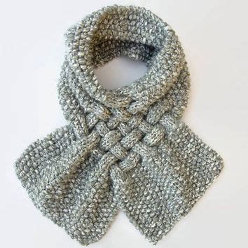 Handmade Knitted Scarves - scarves handmade knitted scarf from nannysayers