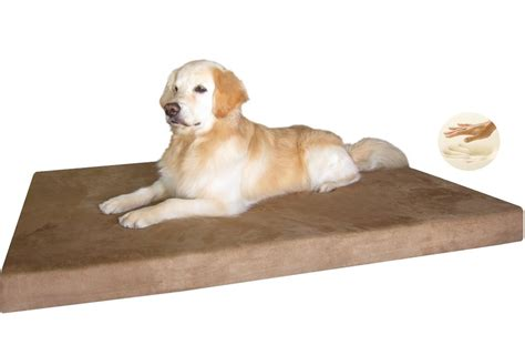 big dog beds big barker orthopedic dog beds for large extra large