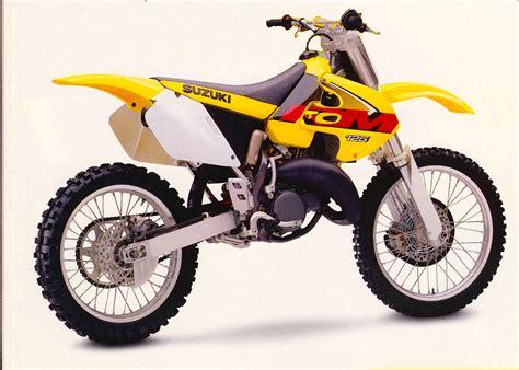 Suzuki Rm 125 1999 Decals 1999 Rm250 Moto Related Motocross Forums