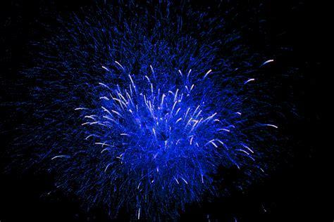 blue in fireworks in blue thisworldthrumyeyes
