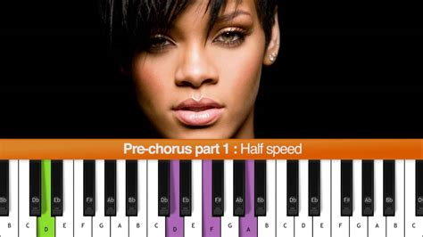 tutorial keyboard stay how to play quot stay quot rihanna ft mikky ekko piano tutorial