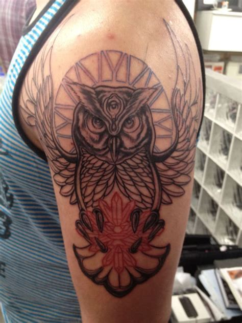 owl tattoo protection 25 best images about tattoo ideas on pinterest celtic