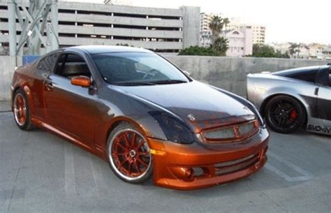 fast infiniti cars 2005 infiniti g35 from fast and furious 4 infinity