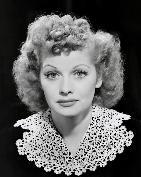 lucille ball it s the pictures that got small the thursday glamour 15