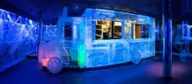 Restaurant Interior Designers 7 cool ice bars in europe