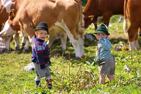 wandlen kinder wandern mit kindern