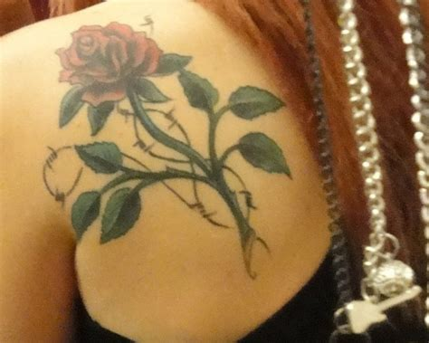 gothic rose tattoos 26 best black images on