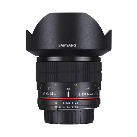 Samyang 14mm F 2 8 Lens For Canon ống k 237 nh samyang 14 mm f 2 8 if ed umc aspherical for
