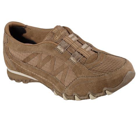 dressy sneakers womens 49229 brown skechers shoes memory foam casual