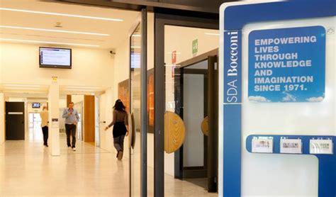 Elite Mba Schools by Via Sarfatti 25 Sda Bocconi Tra Le Elite Business