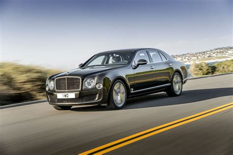 New 530hp Bentley Mulsanne Speed Can Do 305 Km H 190 Mph