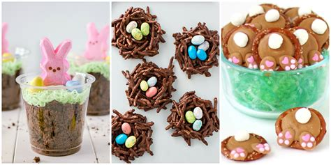 20 easy easter treats cute ideas for easter treats for kids