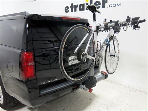 Bike Rack For Suburban by 2004 Chevrolet Suburban Yakima Swingdaddy 4 Bike Rack 2