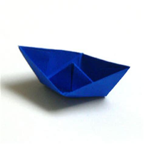 origami boat anleitung origami gegenst 228 nde falten boot f 252 r kinder