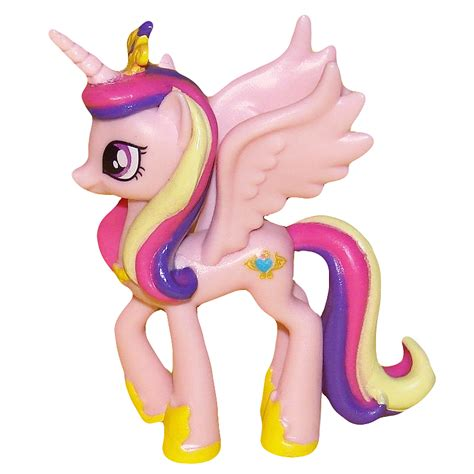 Pony With Figure mlp princess cadance other figures mlp merch