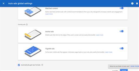 adsense auto clicker how to setup adsense auto ads on blog or website step by