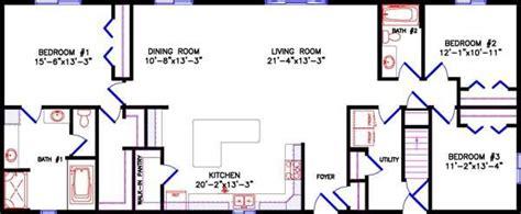 Wisc Simple Search 100 Ranch Blueprints Walkout Basement Floor Plans