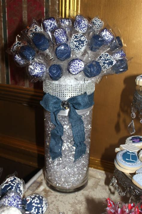 Image Result For Denim And Diamonds Centerpiece Ideas Denim And Diamonds Centerpieces