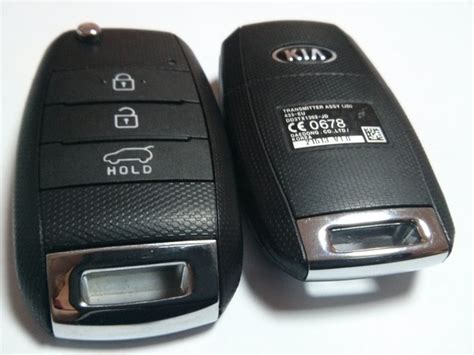 Kia Cerato Key Kia Cerato 3 Button Flip Remote Key For Import Export