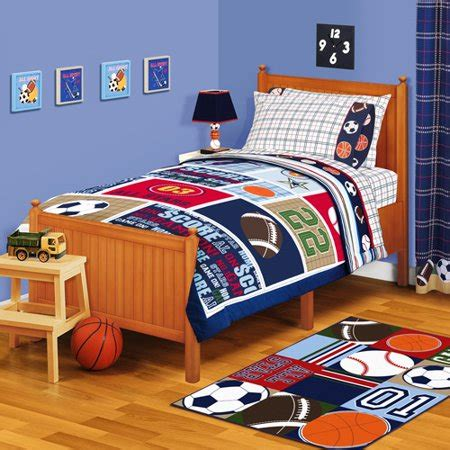 Size Sports Bedding by American All Or Reversible Comforter