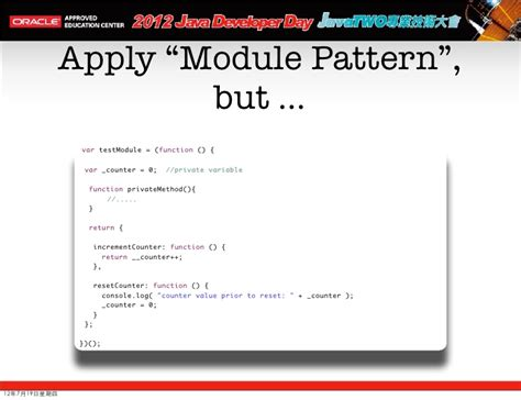 javascript module pattern instance variables integrate spring mvc with requirejs backbone js spring