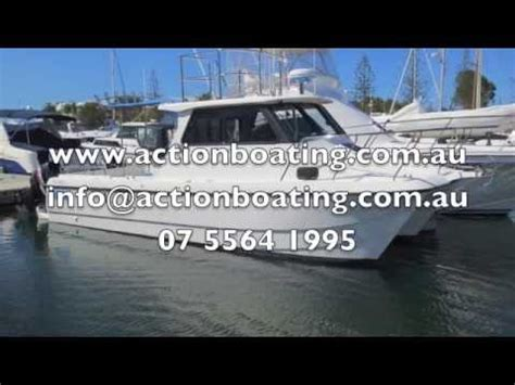 fishing boat for sale gold coast kevlacat 3000 express cruiser for sale action boating boat