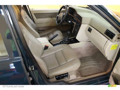 Volvo 850 Interior by 95 Volvo 850 Glt Specs