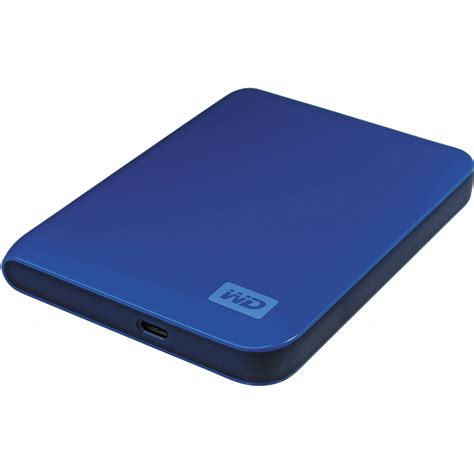 wd 500gb my passport essential portable usb wdbaaa5000abl nesn