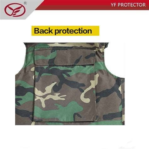 Cover Vest Rompi Protector Motor Swat Turn Back protection armor suit nij kevlar tactical