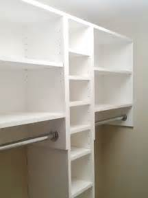 Closet Shelving D S Woodworking Residential