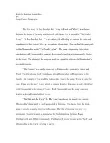 The Scarlet Letter Essay by Scarlet Letter Songs Essay