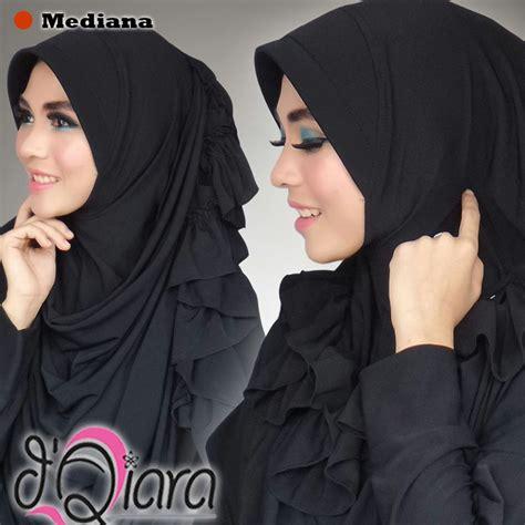 Pasmina Instan Kombi Warna jual pasmina instan mediana by d qiara toko jilbab branded instan kerudung