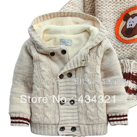Rebels Baby Boys Infant Hooded Jacket Pullover And Autumn Winter Child Cardigan Hooded Sweater 100 Cotton Thickening Coat Jacket Brand Baby Boy