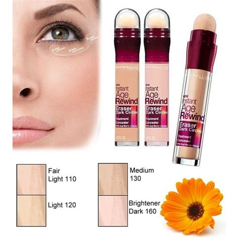Maybelline Instant Age Rewind Eraser Circle Treatment Concealer maybelline instant age rewind eraser circle treatment