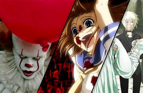 9 anime that are more terrifying than it