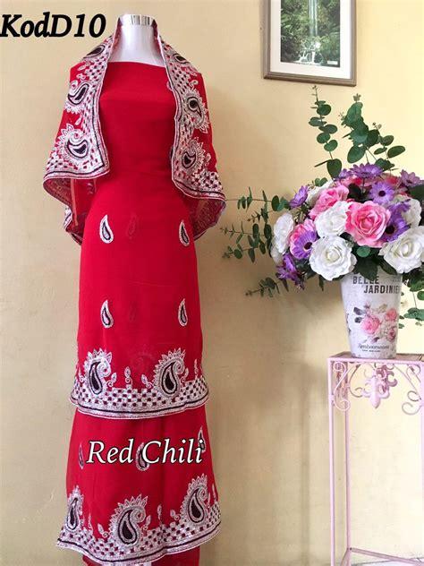 Sari Untuk Baju Kurung kain sulam sumatera koleksi sari untuk jubah atau baju kurung