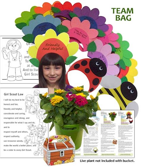 Scout Leader 411 Blog Welcome To The Flower Garden Welcome To The Flower Garden