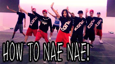 tutorial dance group how to nae nae dance tutorial ft the iconic boyz hip