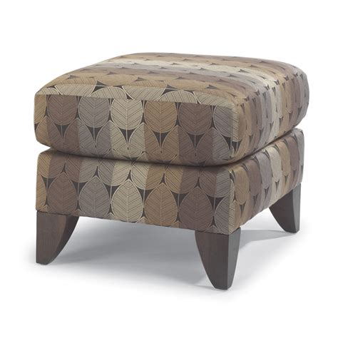 Cheap Fabric Ottomans flexsteel 030c 08 jupiter fabric ottoman discount furniture at hickory park furniture galleries