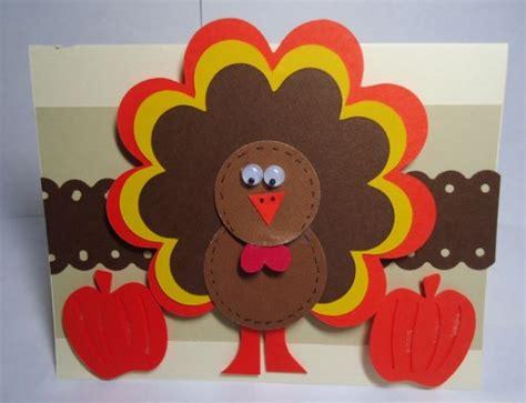 como decorar un pavo para thanksgiving como hacer un pavo para thanksgiving de papel tarjetas de