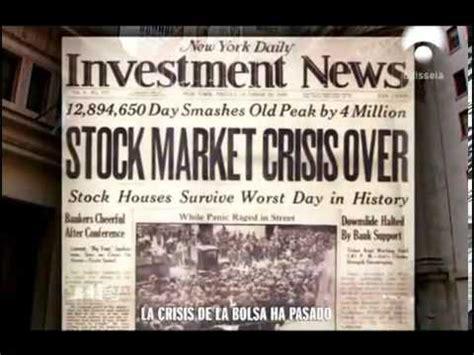 imagenes del jueves negro el crack 1929 en wall street la gran depresi 243 n el jueves