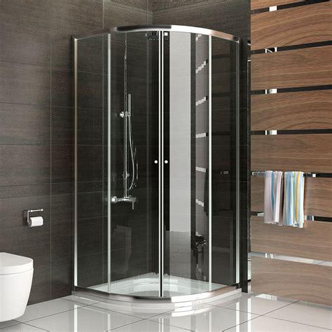 duschkabinen dekor viertelkreis duschkabine duschabtrennung komplett