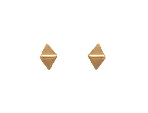 Origami Ear - origami earrings micro malene glintborg