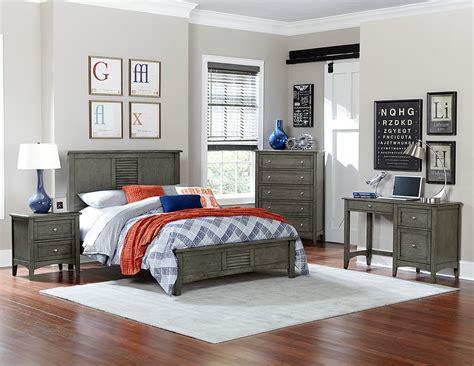 homelegance garcia bedroom set gray 2046 bedroom set