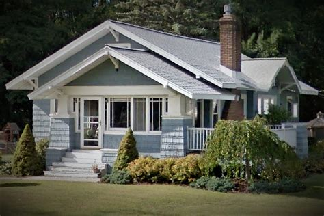 bungalow craftsman house plans concept bungalow house