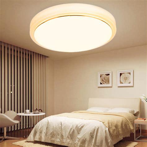 led ceiling light  lumens flush mount fixture  living room usa ebay
