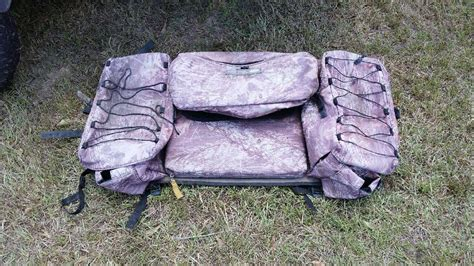 4 Wheeler Rack Seat by Letgo Rear Rack 4 Wheeler Seat In Higgins Ms