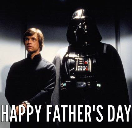 Happy Fathers Day Meme - star wars meme amish baby machine podcast