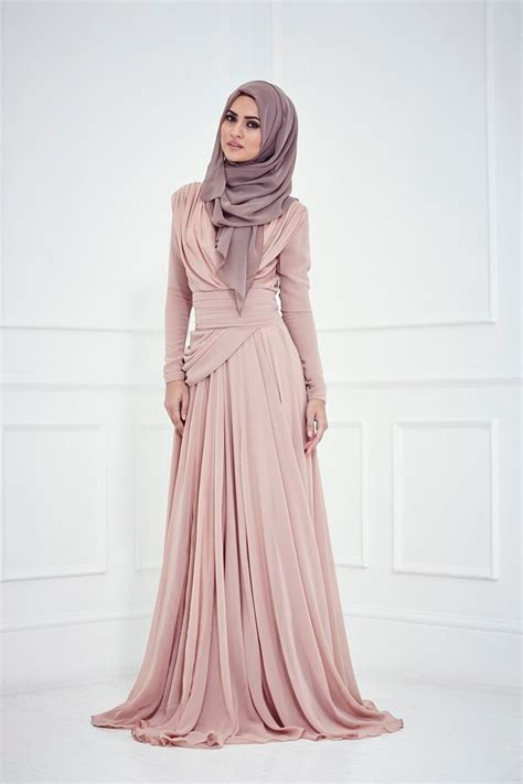 muslim long dress 2014 2015 long muslim evening dresses a line long sleeves