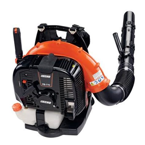 echo pb770h backpack power blower home depot canada ottawa